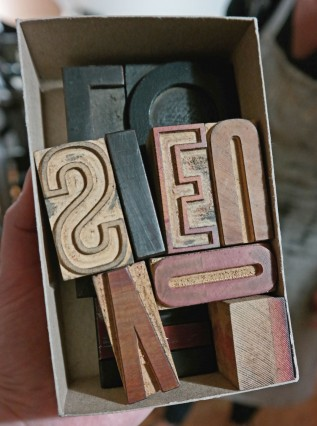 Loving Letterpress | lovely letters